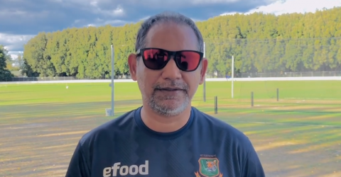 Bashar: Spending extra time in NZ will benefit the Tigers